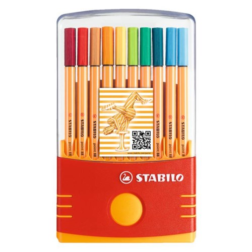 Stabilo Set 88 20 Renk Color Parade Kut. 8820-03