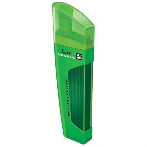 Serve Double Min+Fosf. 0.7 10Lu Karton Yeşil Fmy 07-10