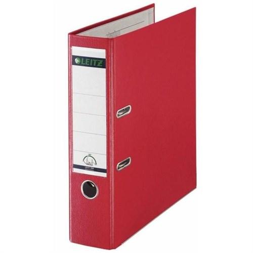 Leitz Klasör Geniş 1010 Kırmızı