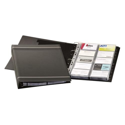 Durable Visifix A4 400 Kart Kapasiteli Halka Mekanizmalı