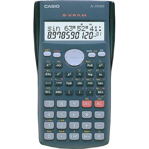 Casio Fx-350 Bilimsel Fonksiyonlu Hesap Makinesi