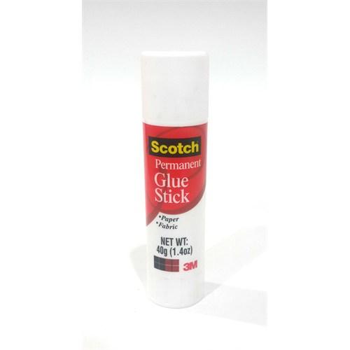 Scotch Permanent Glue Stick Yapıştırıcı 40 Gr