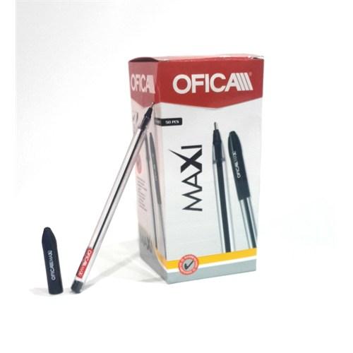 Ofıca Maxı Ftu-12 Tükenmez Kalem Siyah
