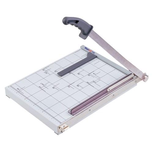 Mapicut 114 A4 Kollu Kağıt Kesme Makinesi (giyotin)