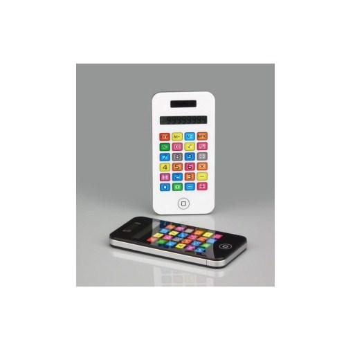 Avec AV-H2052 8 Haneli Iphone Görünümlü Hesap Makinesi