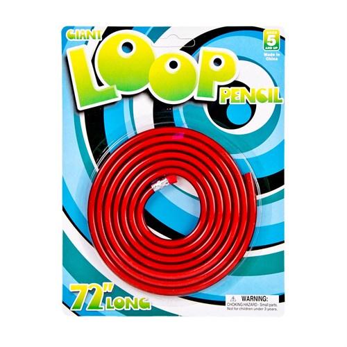 Cc Toys Esnek Spiral 72 İnç Kurşun Kalem