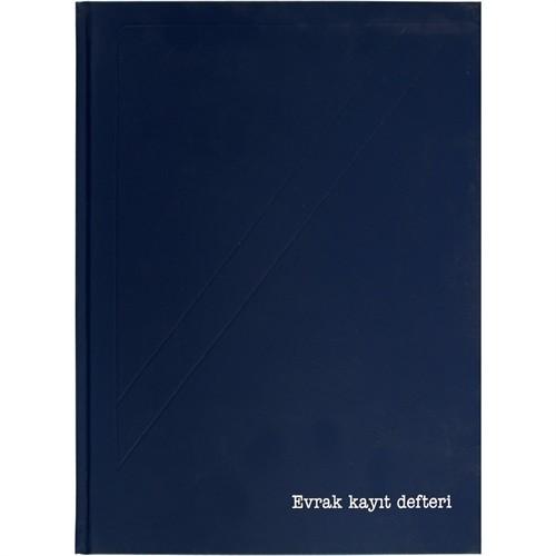 Marka Evrak Kayıt Defteri 72 Yaprak 1. Hamur 24 X 34