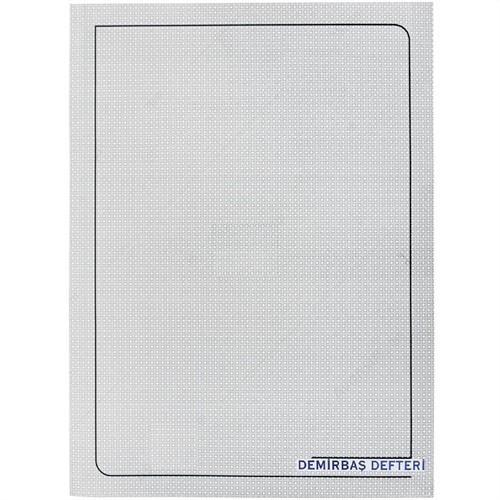 Marka Demirbaş Eşya Defteri 40 Yaprak 1. Hamur 24 X 34