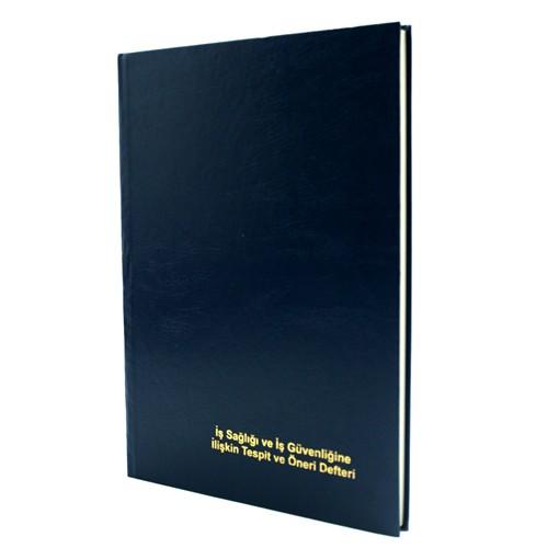 Marka İş Sağlığı Ve Güvenliği Kurulu Karar Defteri 50 Yaprak Otokopili Numaralı