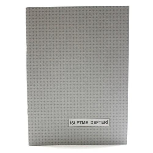 Marka İşletme Defteri 48 Yaprak 1. Hamur 20 X 28