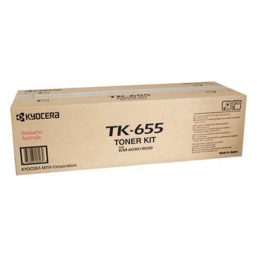 Kyocera Mita ( TK-655 ) KM-6030/8030 Fotokopi Makinesi Toneri