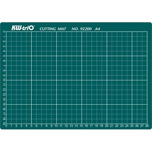 Kw-Trio Kesim Tablası A4