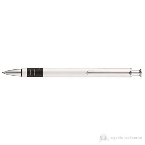 Diplomat Spacetec Futura Tükenmez Kalem Beyaz (D20000476)