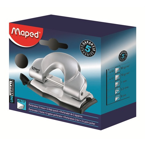 Maped Delgeç Metal 10/12 Syf Universal