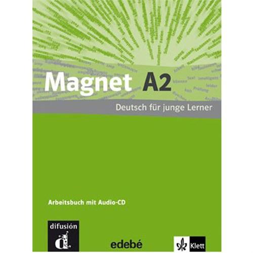 Klett Magnet A2 Kursbuch Kleet