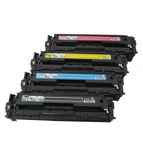 Retech Hp Color Laser Jet Cm2320n Sarı Toner Muadil Yazıcı Kartuş