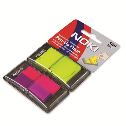 Noki Memo Pop-Up 3 Renk 130 Yp. İşaretçi