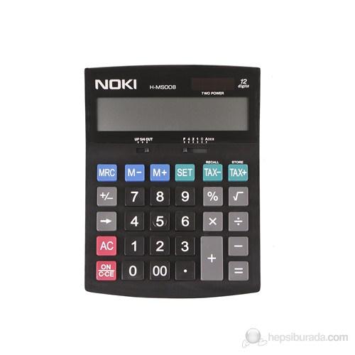 Noki H-MS008 Masaüstü Hesap Makinesi