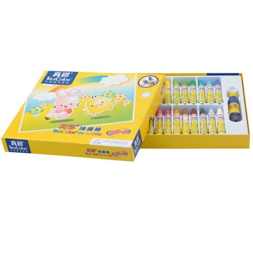 True Color Pastel Boya (24'Lü)