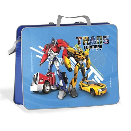 Transformers Omuz Askılı Proje Çanta(Büyük)