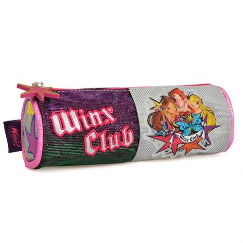 Winx Kalem Çanta Club Silver Tattoo 21 x 10 x 7 cm