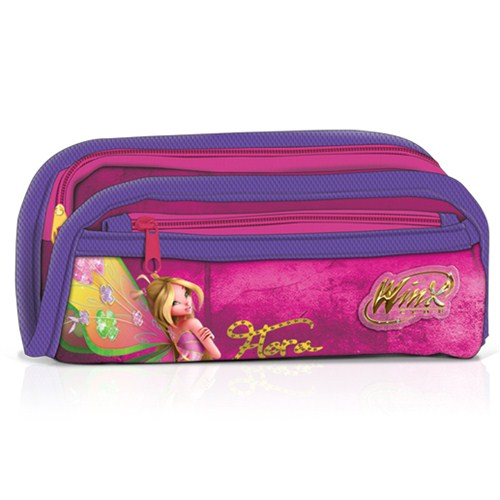 Winx Kalem Çanta Fashion Movie 21 x 10 x 3 cm