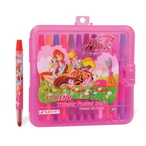 Winx Club Twister Pastel Boya (12 Renk)