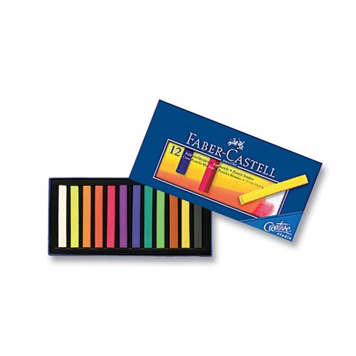 Creative Studio Toz Pastel Boya (Soft) 12 Renk Tam Boy (5175128312)