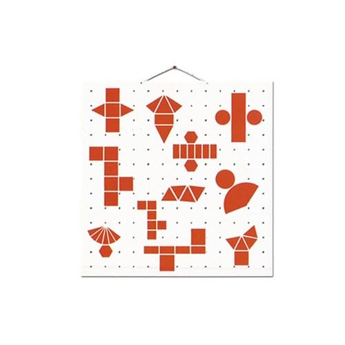 Try Dik Geometrik Cisim Açılımları Seti 11 Parça