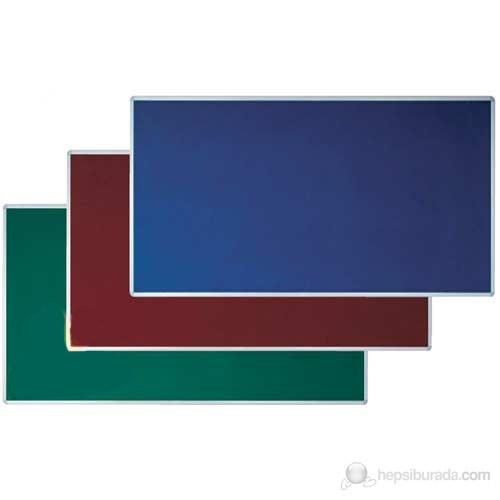 Neon Duvara Monte Mavi Cuha Kaplama Mantar Pano 45X60