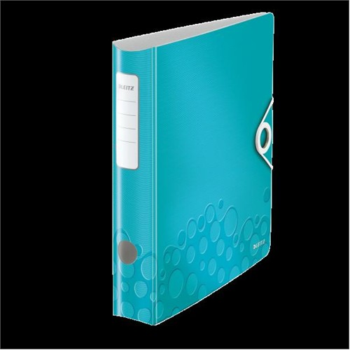 Leitz Klasör 180° Pp Active Wow Dar Metalik Buz Mavisi 11070051