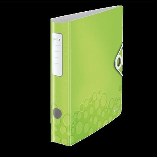 Leitz Klasör 180° Pp Active Wow Dar Metalik Yeşil 11070064