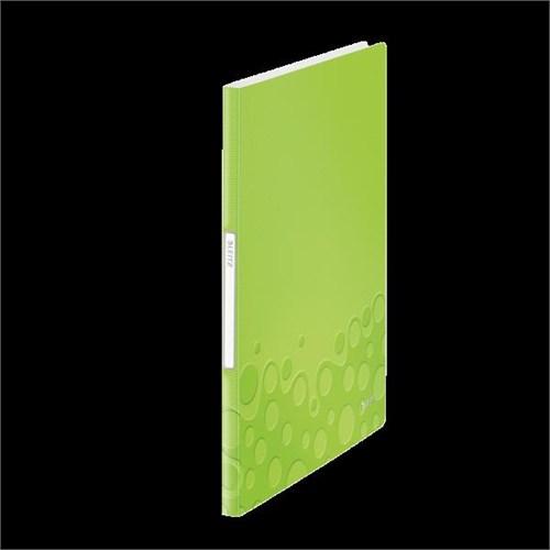 Leitz Active Wow Sunum Dosyası 20 Poşetli Metalik Yeşil 46310064