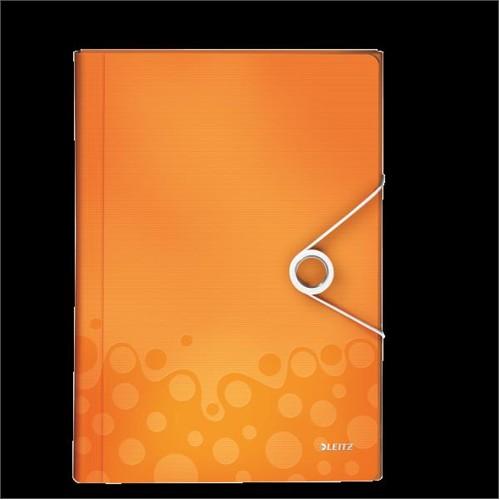 Leitz Active Wow Proje Dosyası Metalik Turuncu 45890044