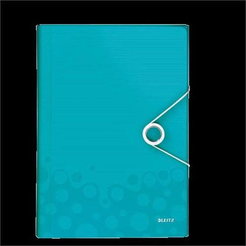 Leitz Active Wow Proje Dosyası Metalik Buz Mavisi 45890051