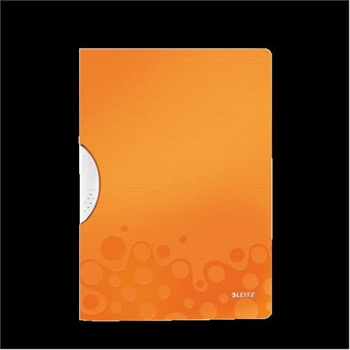 Leitz Active Wow Colorclip Dosya Metalik Turuncu 41850044