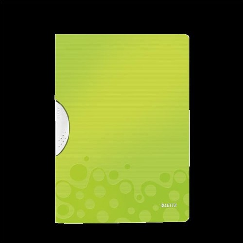 Leitz Active Wow Colorclip Dosya Metalik Yeşil 41850064