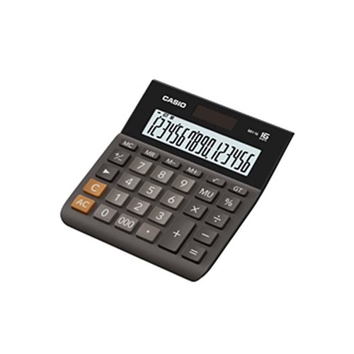 Casio Mh-16-Bk-W-Dh(Cn) Desk Type