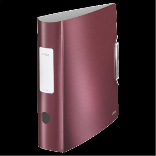 Leitz Klasör 180° Pp Active Style Geniş Garnet Kırmızısı 11080028