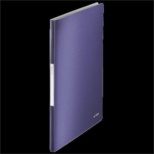 Leitz Style Sunum Dosyası 20 Poşetli Titan Mavisi 39580069