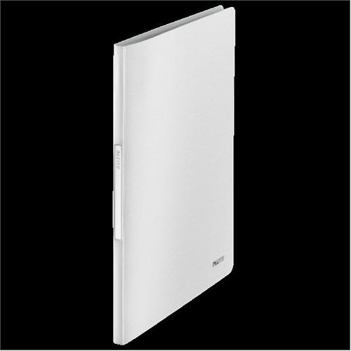 Leitz Style Sunum Dosyası 40 Poşetli Kutup Beyazı 39590004