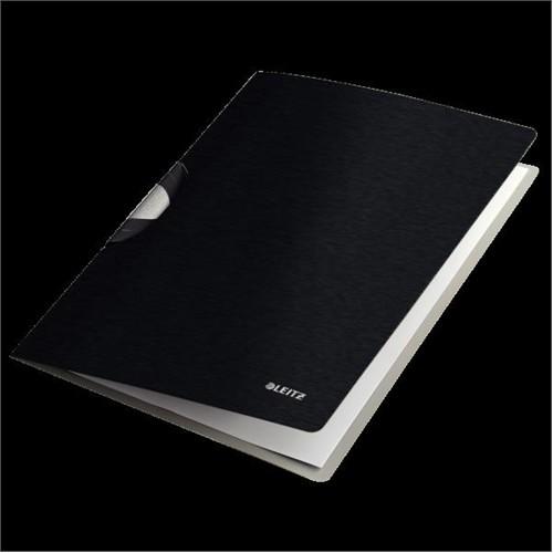 Leitz Style Colorclip Dosya A4 Pp Saten Siyahı 41650094