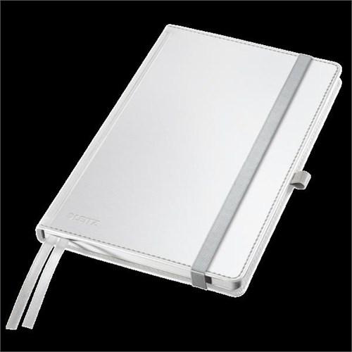 Leitz Style Defter A5 Kareli Beyaz 44860004