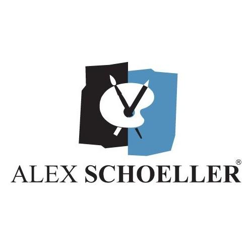 Alex Schoeller Çok Amaçlı Çizim Ve Resim Bloğu Spiralli 25 X 35 200 Gr