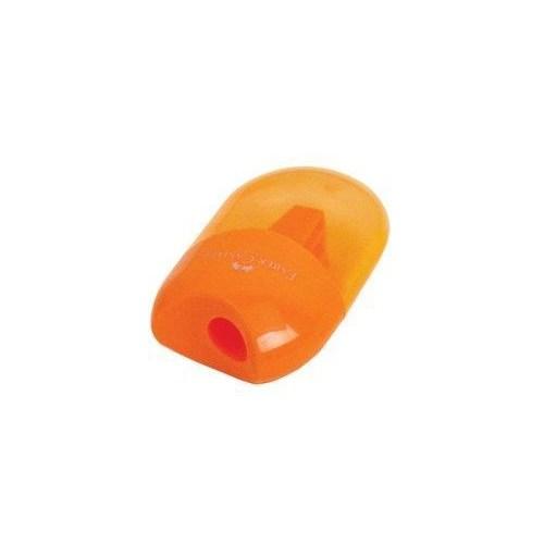 Faber-Castell Mini Apple Neon Kalemtraş