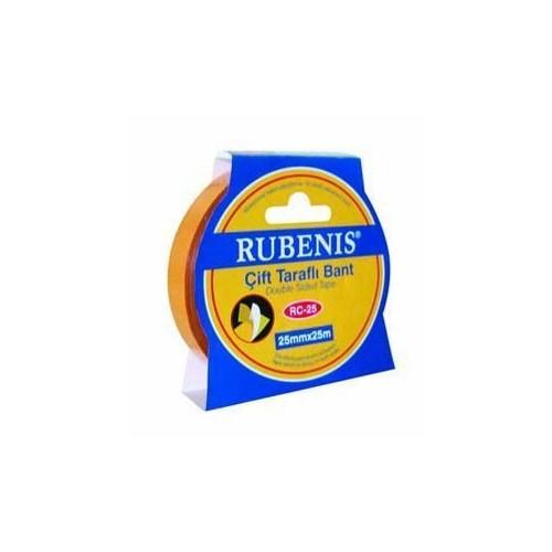 Rubenis Rc-25 Çift Taraflı Bant 25Mm X 25M
