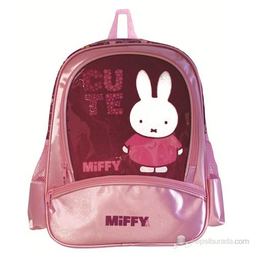 Umix Miffy İlkokul Çantası Mor