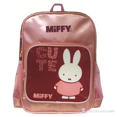 Umix Miffy Anaokulu Çantası Mor