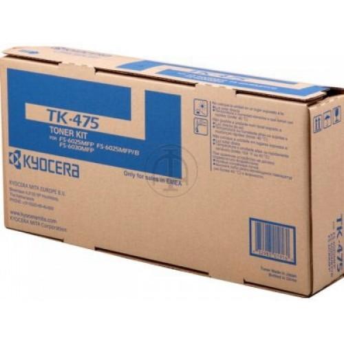 Kyocera Mita ( TK-475 ) FS-6025/6030 Fotokopi Makinesi Toneri