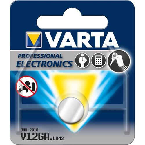 Varta Professional V12ga Alkaline 1,5V Bls 1 4278101401